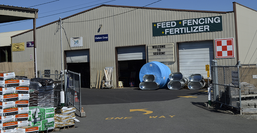 The Clallam Co-Op - feed and more area