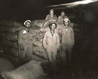 Staff of the Co-Op 1940s