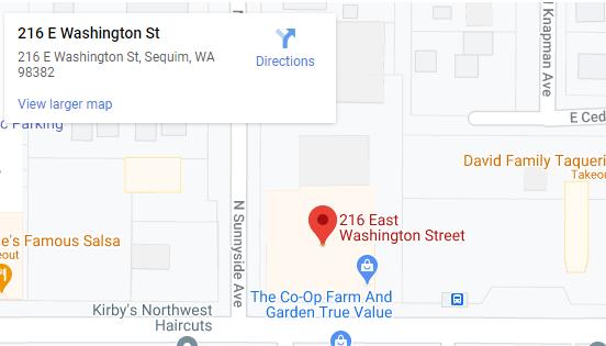 216 E Washington St, Sequim, WA 98382